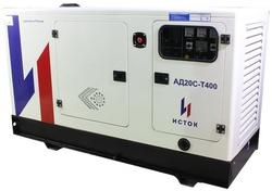 Дизельный генератор Исток АД20С-О230-РПМ15 - купить ДГУ в Москве и МО - www.sklad-generator.ru