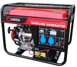 Дизельный генератор АМПЕРОС LDG 5000 CL - купить дизельгенератор в Москве и МО - www.sklad-generator.ru