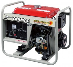 Электростанция Yanmar YDG 2700 N-5EB2 electric